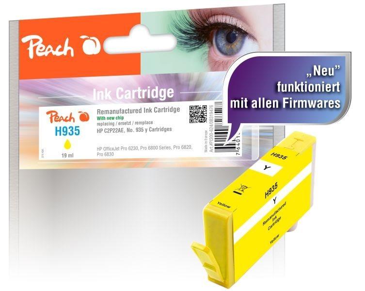 Peach Tintenpatrone gelb - PI300-624