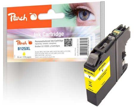 Peach Tintenpatrone gelb XL - PI500-90