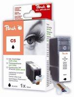 PEACH Tintenpatrone schwarz , PI100-64 / C5