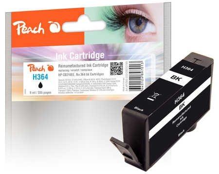 Peach Tintenpatrone schwarz - PI300-223