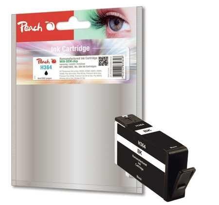 Peach Tintenpatrone schwarz - PI300-544