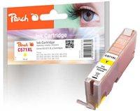 Peach Tintenpatrone XL gelb - PI100-292