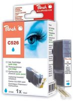 Peach XL-Tinte cyan mit Chip - PI100-129