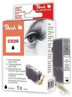 Peach XL-Tinte foto schwarz mit Chip - PI100-128
