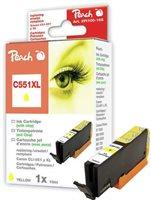 Peach XL-Tinte gelb mit Chip - PI100-166