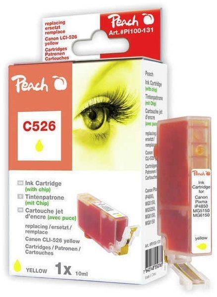 Peach XL-Tinte gelb mit Chip - PI100-131