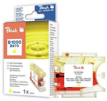 Peach XL-Tinte gelb - PI500-08