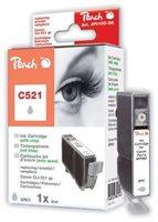 Peach XL-Tinte grau mit Chip - PI100-86