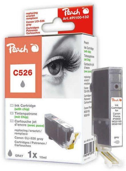 Peach XL-Tinte grau mit Chip - PI100-132