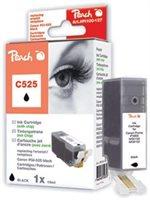 Peach XL-Tinte schwarz mit Chip - PI100-127