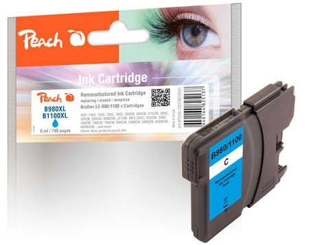Peach XL-Tintenpatrone cyan - PI500-123