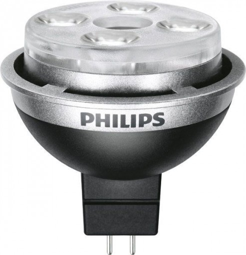 Philips MASTER LEDspotLV MR16 GU5,3 7W Dimmbar