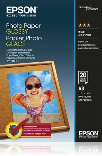 Photo Paper Glossy - C13S042536