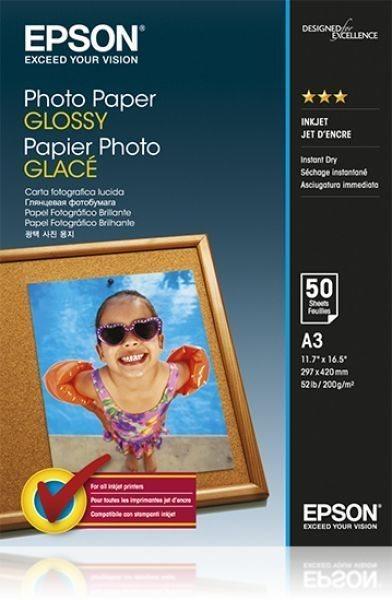 Photo Paper Glossy - C13S042537