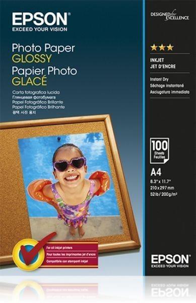 Photo Paper Glossy - C13S042540