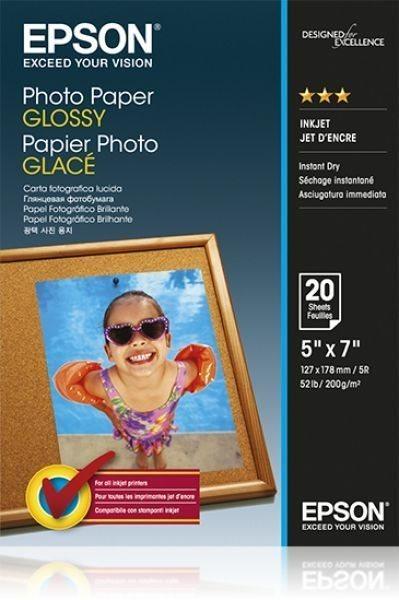 Photo Paper Glossy - C13S042544