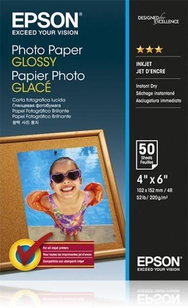 Photo Paper Glossy - C13S042547