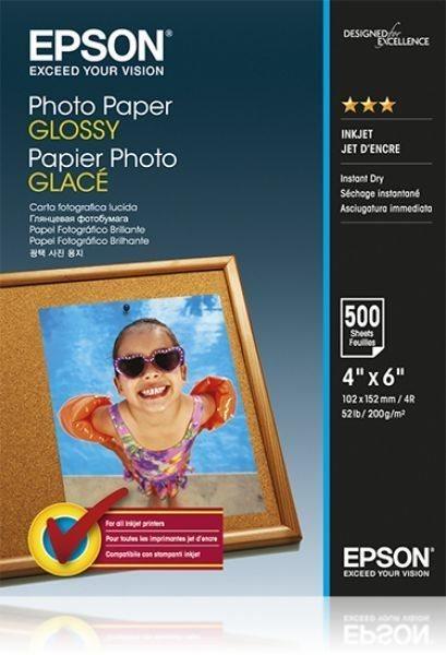 Photo Paper Glossy - C13S042549