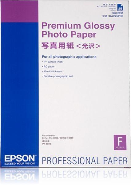 Premium Glossy Photo Paper - C13S042091