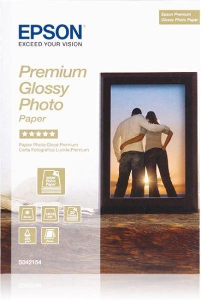 Premium Glossy Photo Paper - C13S042154