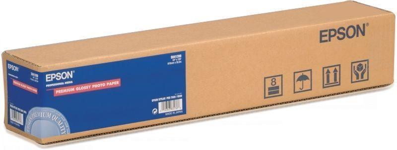 Premium Glossy Photo Paper Roll - C13S041390