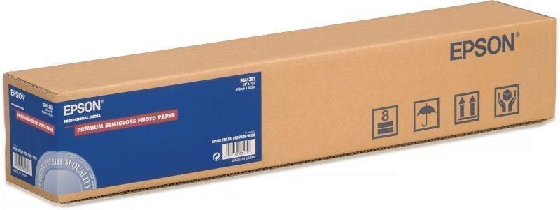 Premium Semigloss Photo Paper Roll - C13S041393
