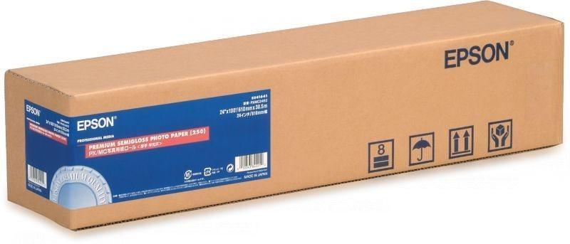 Premium Semigloss Photo Paper Roll - C13S041641
