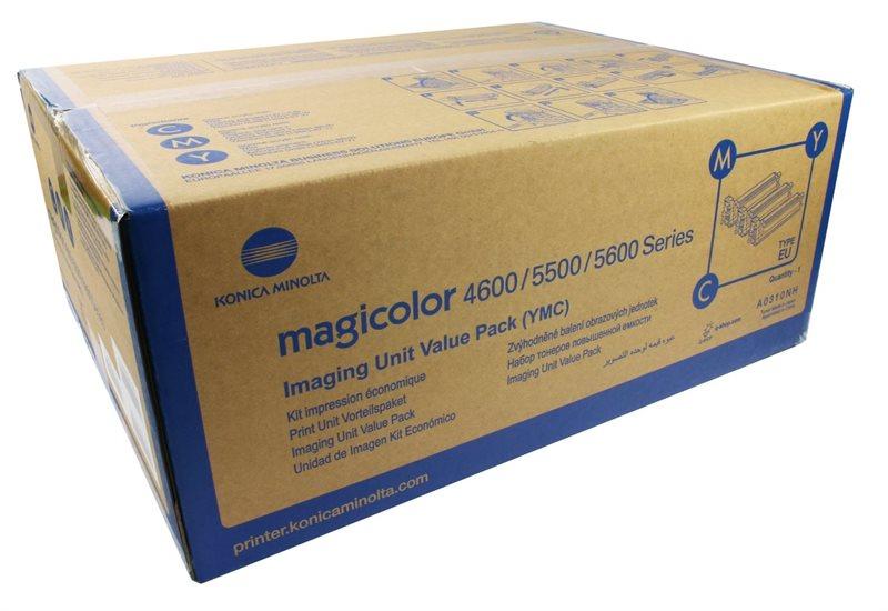 Print Unit Value Pack für Magicolor 5550