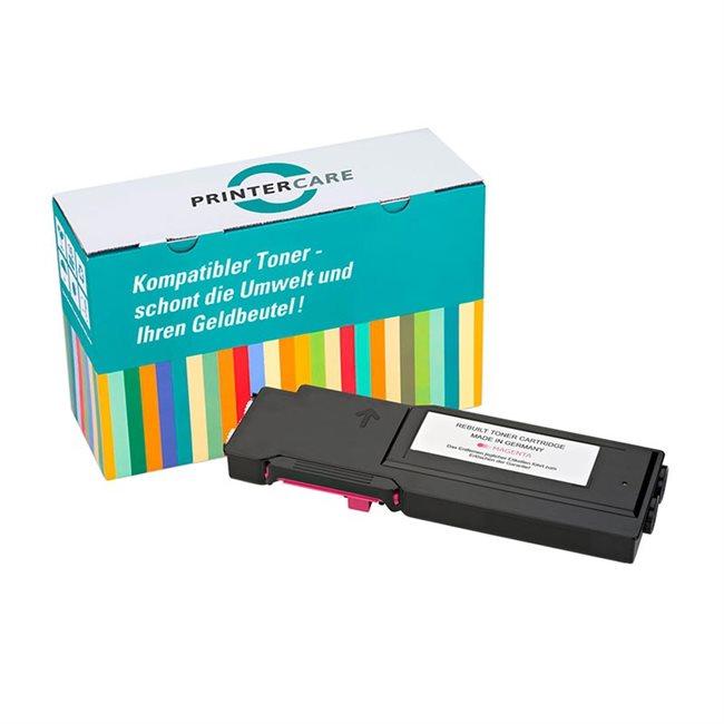 Printer Care Extra HC Toner magenta kompatibel zu: Xerox 106R03531