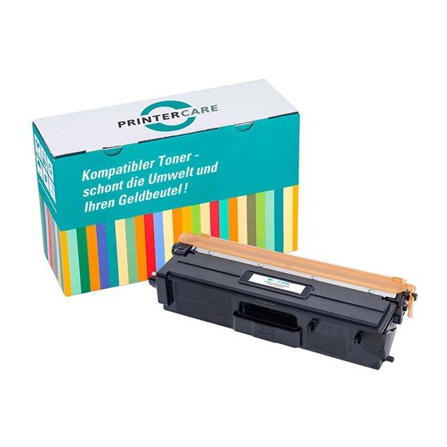 Printer Care Jumbo Toner cyan kompatibel zu: Brother TN423C