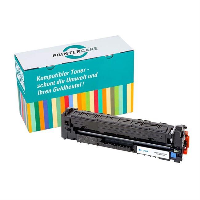Printer Care Toner cyan kompatibel zu: HP CF531A / 205A