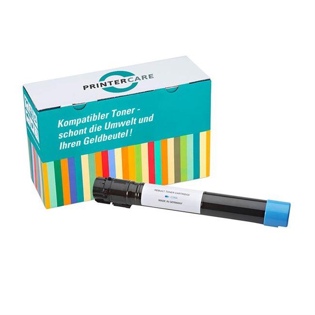 Printer Care Toner cyan kompatibel zu: Xerox 006R01698
