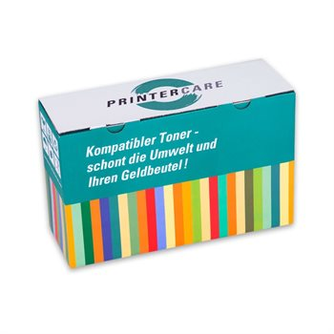 Printer Care Toner schwarz kompatibel zu: Lexmark 71B20K0