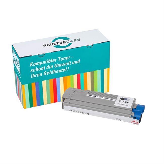 Printer Care Toner schwarz kompatibel zu: OKI 46507508