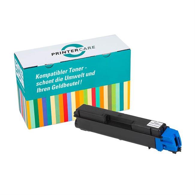 Printer Care XL Toner cyan kompatibel zu: UTAX 4472610011