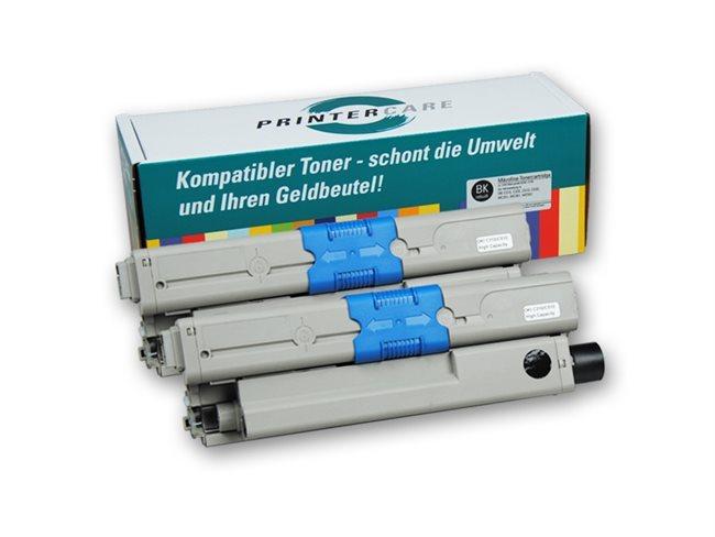 PrinterCare Doppelpack XL Toner BK PC-C310-BKHC2