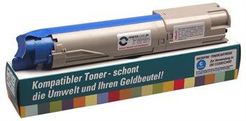 PrinterCare Toner cyan - C3520/3540-C