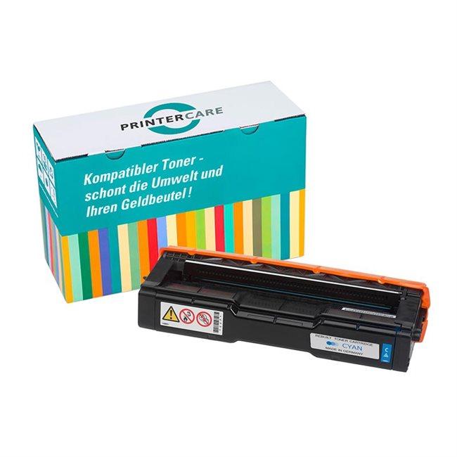 PrinterCare Toner cyan - 407544
