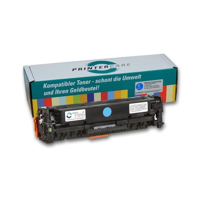 PrinterCare Toner cyan für PC-CLJCP2025-C-S