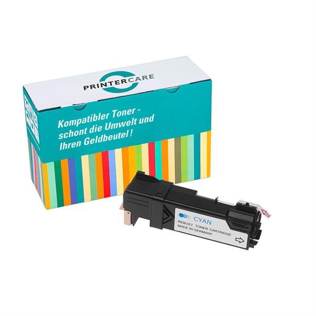 PrinterCare Toner cyan kompatibel zu 106R01278