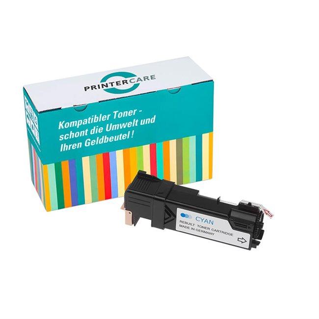 PrinterCare Toner cyan kompatibel zu 106R01452