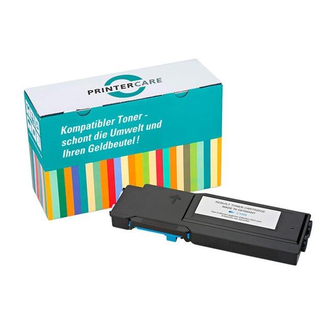 PrinterCare Toner cyan kompatibel zu 593-11122
