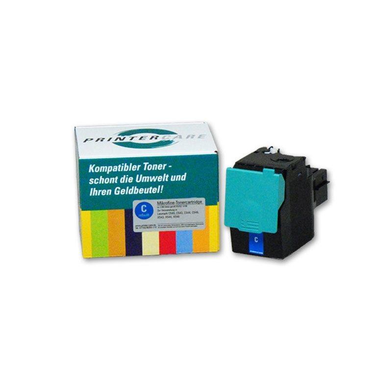 PrinterCare Toner cyan - PC-C540-C