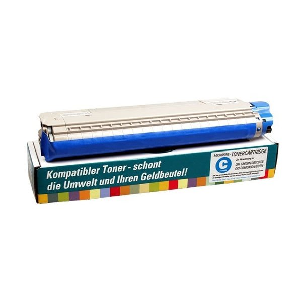 PrinterCare Toner cyan - PC-C810-C