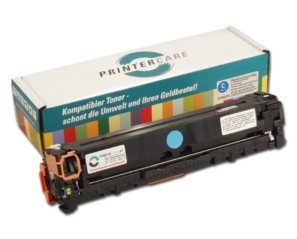 PrinterCare Toner cyan - PC-CLJCP1525-C-S