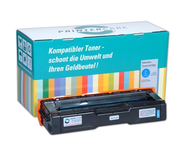 PrinterCare Toner cyan - PC-FSC1020-C