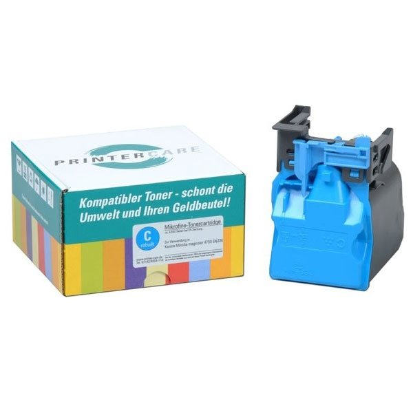 PrinterCare Toner Cyan - PC-MC4750-C, 6K