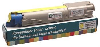 PrinterCare Toner gelb - C3520/3540-Y