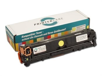 PrinterCare Toner gelb - PC-CLJCP1525-Y-S
