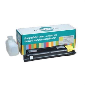 PrinterCare Toner gelb - TK-580Y-XL